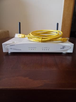 Router inalámbrico wifi