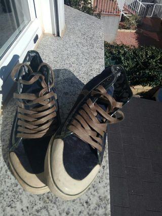 Zapatillas bota Springfield num.43