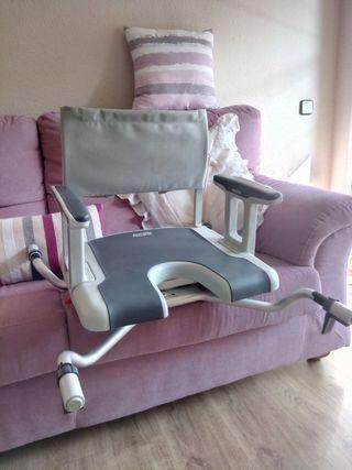 silla ortopedia ducha