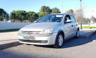 Opel Corsa año 2002