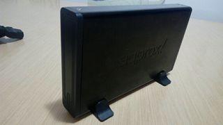 caja para disco duro