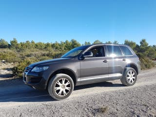 Volkswagen Touareg R5 Restyling Dic.2007