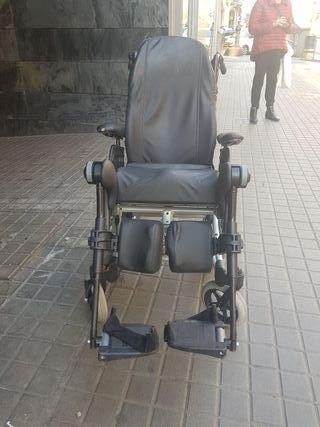 silla de ruedas rea clematis segunda mano