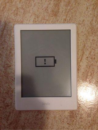 Libro electronico kindle