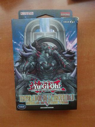 Yugioh Baraja Emperador de la oscuridad