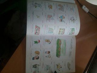 Libro '' 1000 lehenengo hitz a ingelesez''