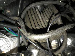 Regulador rectificador Honda Leonart