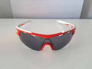 Gafas Ciclismo Spiuk Arqus Rojo