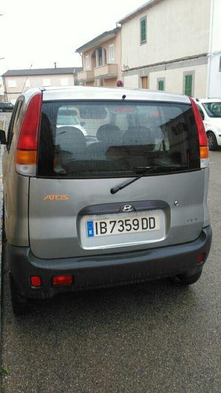 Hyundai hyunday atos 1999