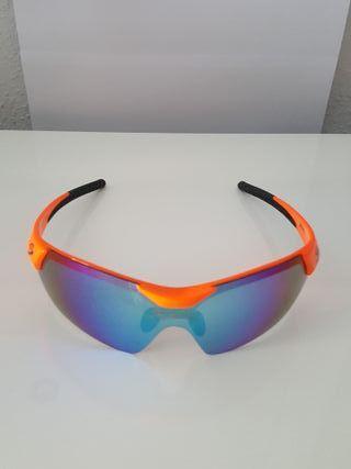 Gafas Ciclismo Spiuk Mamba Naranja