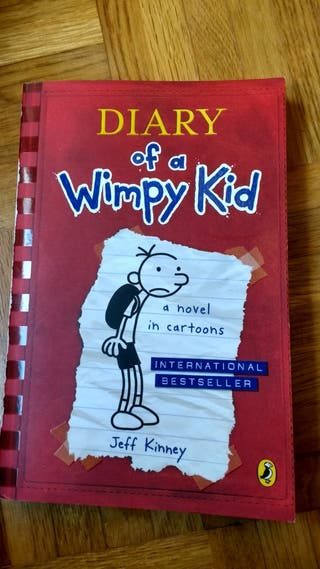 Diary of a Wimpy Kid. Nuevo