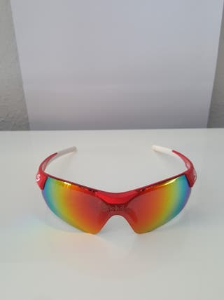 Gafas Ciclismo Spiuk Mamba Rojo