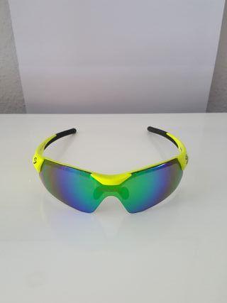 Gafas Ciclismo Spiuk Mamba Amarillo