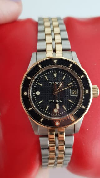 Tissot reloj nuevo PR Saphir