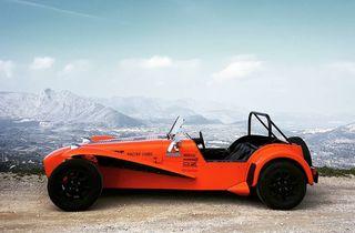 Lotus Super seven (historico)