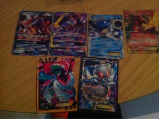 Cartas Pokemon Ex
