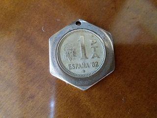 Moneda de peseta