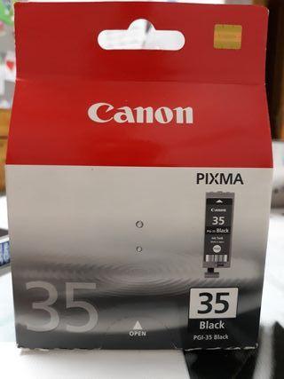 Cartucho tinta Canon