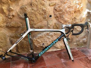 KIT bicicleta carretera Bianchi