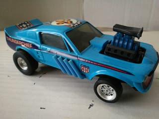 scalextric exin mex ford Mustang ''rareza''