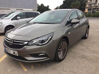 Opel Astra 2016 automático FULL con todos extras- cambio por furgoneta