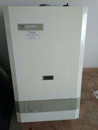 caldera agua calefaccion