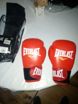 vendo unos guantes de boxeo