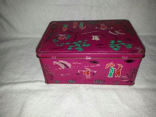 Caja Cola Cao años 60 / 70.