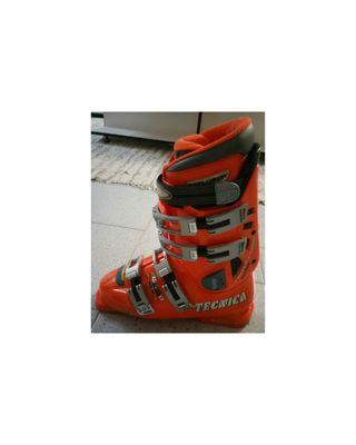 Botas de esqui Técnica Competición
