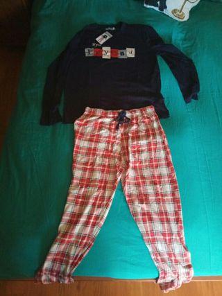 Pijama sin estrenar El Corte Ingles
