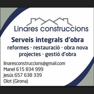 Linares construccions