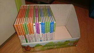 libros animales de la granja