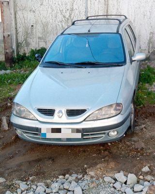 despiece Renault Megane ranchera