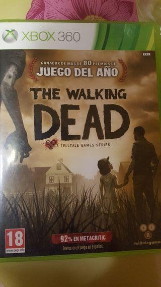 The Walking dead: Temporada 1 Videojuego
