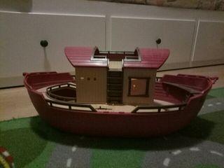 Barco juguete