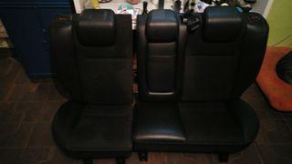 asientos semicuero Focus Mk2 tres puertas