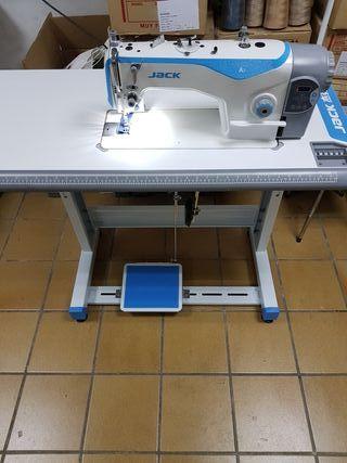 máquina de coser cortahilos