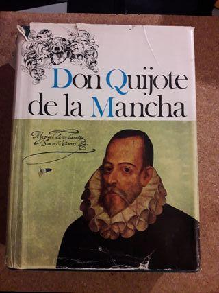 Don Quijote de la Mancha. Cervantes