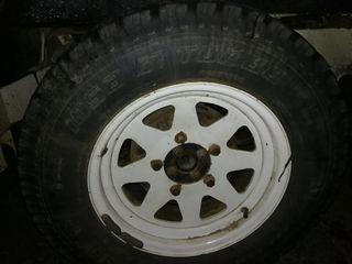 neumáticos Suzuki samurai mixtos