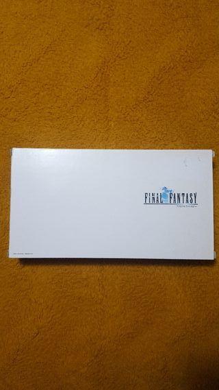 Wonderswan Color edición Final Fantasy