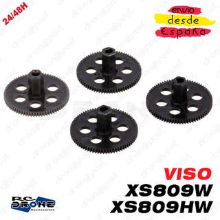 Engranaje Principal VISO XS809W XS809HW FPV Quadco