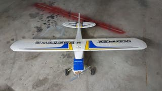 Avion rc easycup