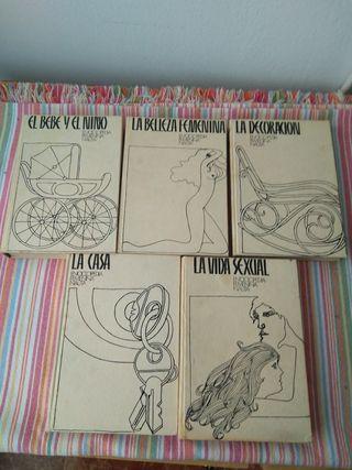 Enciclopedia Femenina Nauta año 1972
