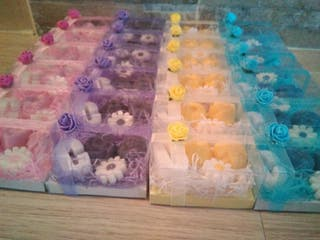 Detalles de jabón