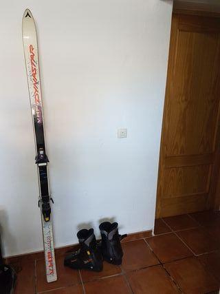 skis 1.90 cm