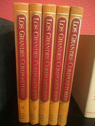 Colección Los grandes compositores