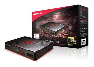 Capturadora Avermedia Game Capture HD2 y Splitter