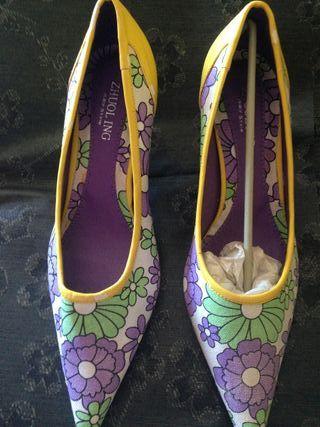 zapatos nº 39