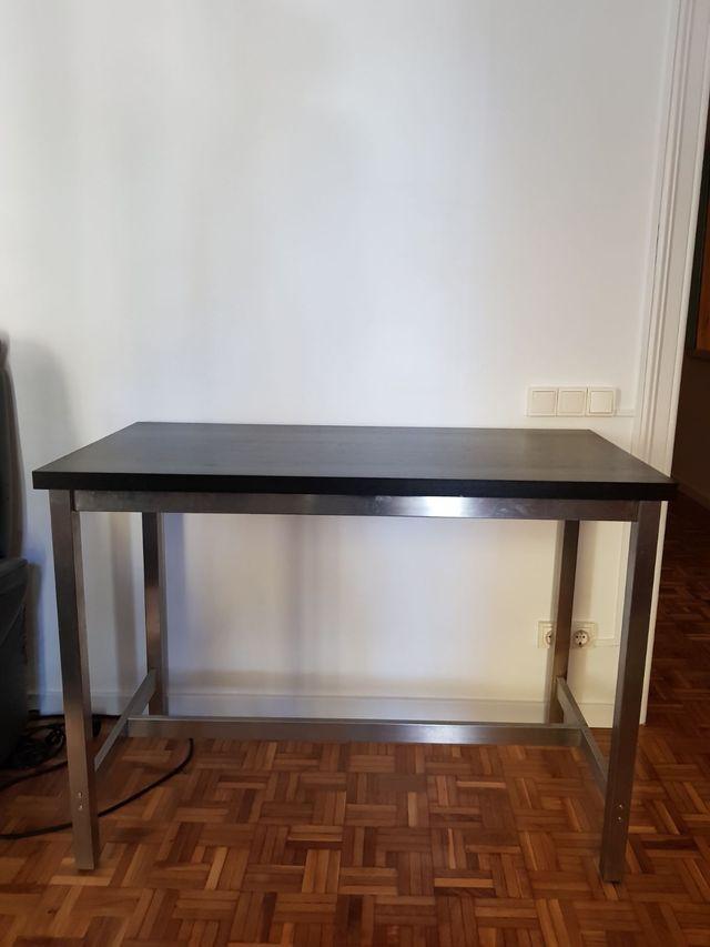 Mesa alta de cocina UTBY de Ikea de segunda mano por 85 € en ...
