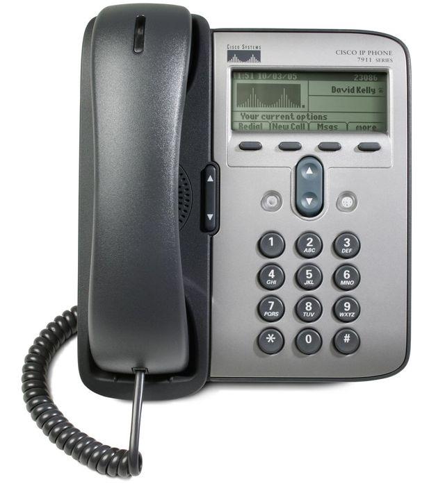 CISCO 7912G IP TELEFONO